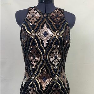 GUESS by Marciano Sequin Dress